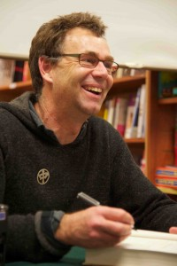 book signing, 2012