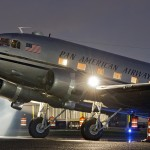 HFF DC-3 Night Engine Start - Credit to James Polivka - 800