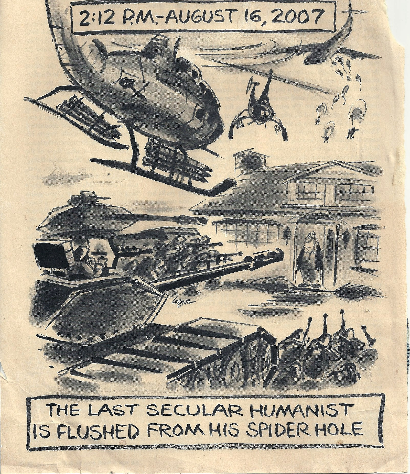essays on secular humanism