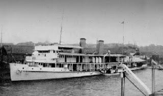 USS Luzon